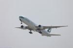 たろさんが、関西国際空港で撮影したキャセイパシフィック航空 777-367の航空フォト(写真)