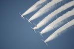 c59さんが、静浜飛行場で撮影した航空自衛隊 T-4の航空フォト(飛行機 写真・画像)