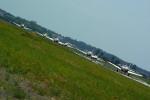 rjnsphotoclub-No.07さんが、静浜飛行場で撮影した航空自衛隊 T-7の航空フォト(飛行機 写真・画像)