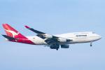Scotchさんが、成田国際空港で撮影したカンタス航空 747-438の航空フォト(写真)