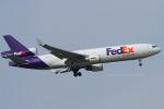 Scotchさんが、成田国際空港で撮影したフェデックス・エクスプレス MD-11Fの航空フォト(飛行機 写真・画像)