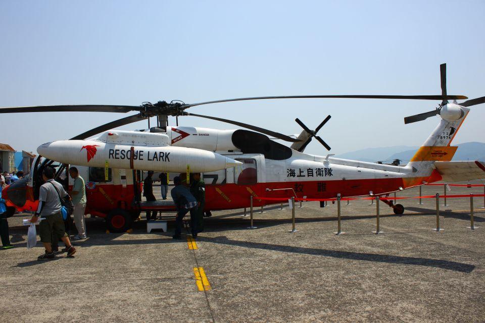 Kuuさんの海上自衛隊 Mitsubishi UH-60J (8974) 航空フォト