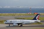 Severemanさんが、関西国際空港で撮影したマカオ航空 A319-132の航空フォト(写真)