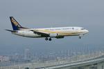 xxxxxzさんが、関西国際空港で撮影した中国郵政航空 737-45R(SF)の航空フォト(飛行機 写真・画像)