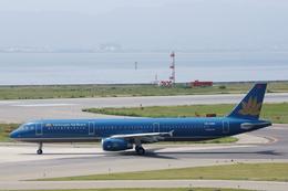 xxxxxzさんが、関西国際空港で撮影したベトナム航空 A321-231の航空フォト(飛行機 写真・画像)