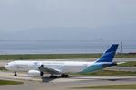 Severemanさんが、関西国際空港で撮影したガルーダ・インドネシア航空 A330-341の航空フォト(写真)