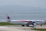 Severemanさんが、関西国際空港で撮影したマレーシア航空 A330-323Xの航空フォト(写真)