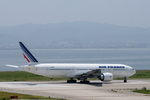 xxxxxzさんが、関西国際空港で撮影したエールフランス航空 777-228/ERの航空フォト(飛行機 写真・画像)
