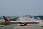 xxxxxzさんが、関西国際空港で撮影したエア・インディア 777-337/ERの航空フォト(写真)