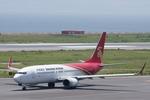 Severemanさんが、関西国際空港で撮影した深圳航空 737-86Nの航空フォト(写真)