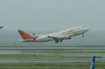 NikomD750さんが、羽田空港で撮影したエア・インディア 747-437の航空フォト(飛行機 写真・画像)