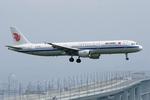 Severemanさんが、関西国際空港で撮影した中国国際航空 A321-213の航空フォト(写真)