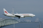 xxxxxzさんが、関西国際空港で撮影した香港エクスプレス 737-84Pの航空フォト(飛行機 写真・画像)
