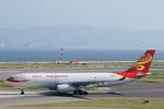 xxxxxzさんが、関西国際空港で撮影した香港航空 A330-243Fの航空フォト(飛行機 写真・画像)