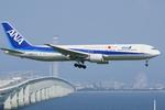 Severemanさんが、関西国際空港で撮影した全日空 767-381/ERの航空フォト(写真)
