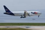 xxxxxzさんが、関西国際空港で撮影したフェデックス・エクスプレス 777-FS2の航空フォト(飛行機 写真・画像)