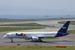 xxxxxzさんが、関西国際空港で撮影したフェデックス・エクスプレス 757-236(SF)の航空フォト(飛行機 写真・画像)