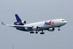 xxxxxzさんが、関西国際空港で撮影したフェデックス・エクスプレス MD-11Fの航空フォト(飛行機 写真・画像)