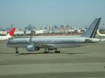 yumeoibitoさんが、羽田空港で撮影したメキシコ空軍 757-225の航空フォト(写真)