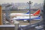 ふじいあきらさんが、羽田空港で撮影したエア・インディア 747-437の航空フォト(写真)