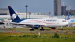 mojioさんが、成田国際空港で撮影したアエロメヒコ航空 767-283/ERの航空フォト(飛行機 写真・画像)