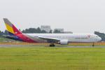 Scotchさんが、成田国際空港で撮影したアシアナ航空 767-38Eの航空フォト(写真)