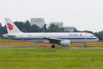 Scotchさんが、成田国際空港で撮影した中国国際航空 A320-214の航空フォト(飛行機 写真・画像)