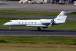 Tomo-Papaさんが、羽田空港で撮影した国土交通省 航空局 G-IV Gulfstream IVの航空フォト(写真)