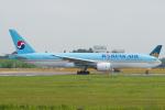 Scotchさんが、成田国際空港で撮影した大韓航空 777-2B5/ERの航空フォト(飛行機 写真・画像)