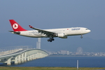 xxxxxzさんが、関西国際空港で撮影したターキッシュ・エアラインズ A330-203の航空フォト(飛行機 写真・画像)