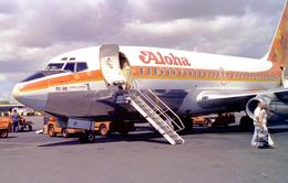 tsubameさんが、リフエ空港で撮影したアロハ航空 737-284/Advの航空フォト(飛行機 写真・画像)