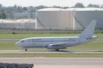 meijeanさんが、アムステルダム・スキポール国際空港で撮影したアビオジェネックス 737-2K3/Advの航空フォト(写真)
