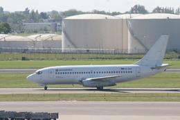 meijeanさんが、アムステルダム・スキポール国際空港で撮影したアビオジェネックス 737-2K3/Advの航空フォト(飛行機 写真・画像)