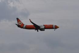 ガオラオさんが、チェンライ空港で撮影したノックエア 737-83Nの航空フォト(飛行機 写真・画像)