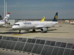 jkicさんが、レオナルド・ダ・ヴィンチ国際空港で撮影したルフトハンザドイツ航空 A321-131の航空フォト(飛行機 写真・画像)