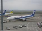 jkicさんが、羽田空港で撮影した全日空 767-381/ERの航空フォト(飛行機 写真・画像)