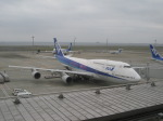 jkicさんが、羽田空港で撮影した全日空 747-481(D)の航空フォト(飛行機 写真・画像)