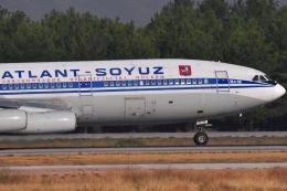 RUSSIANSKIさんが、アンタルヤ空港で撮影したアトラント・ソユーズ・エアラインズ Il-86の航空フォト(飛行機 写真・画像)