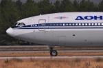 RUSSIANSKIさんが、アンタルヤ空港で撮影したドンアヴィア Il-86の航空フォト(写真)