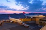 高知空港 - Kochi Airport [KCZ/RJOK]で撮影された日本トランスオーシャン航空 - Japan Transocean Air [NU/JTA]の航空機写真