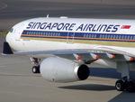 rjnsphotoclub-No.07さんが、中部国際空港で撮影したシンガポール航空 A330-343Xの航空フォト(写真)