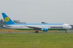 Scotchさんが、成田国際空港で撮影したウズベキスタン航空 767-33P/ERの航空フォト(写真)