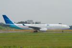 Scotchさんが、成田国際空港で撮影したガルーダ・インドネシア航空 A330-341の航空フォト(写真)