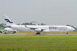 Scotchさんが、成田国際空港で撮影したフィンエアー A340-313Xの航空フォト(写真)