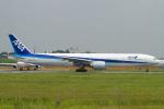 Scotchさんが、成田国際空港で撮影した全日空 777-381の航空フォト(写真)
