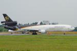 Scotchさんが、成田国際空港で撮影したUPS航空 MD-11Fの航空フォト(写真)