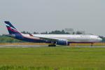 Scotchさんが、成田国際空港で撮影したアエロフロート・ロシア航空 A330-343Xの航空フォト(写真)