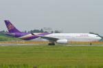Scotchさんが、成田国際空港で撮影したタイ国際航空 A330-343Xの航空フォト(飛行機 写真・画像)