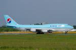 Scotchさんが、成田国際空港で撮影した大韓航空 747-4B5の航空フォト(飛行機 写真・画像)