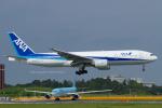 Scotchさんが、成田国際空港で撮影した全日空 777-281/ERの航空フォト(飛行機 写真・画像)